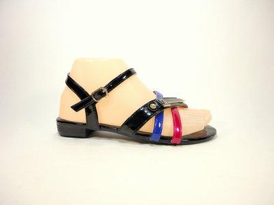 Босоножки - сандалии, женские, летние, черные, модные. Размер 36-41.