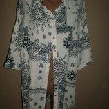 Вискозная блуза George р-р8-10