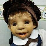 Испанская характерная кукла куколка лялька.