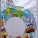 круг надувной Интекс 61 см, 6-10 лет