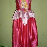 платье золушки на 3-5 лет