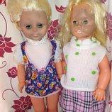 Цена за 2.большая кукла коллекционная винтажная гдр германия винтаж
