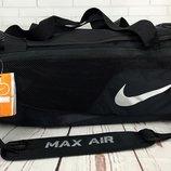 Сумка-Рюкзак.спортивная, дорожная сумка Nike. Сумка для тренировок. Ксс46-1