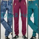 Спортивные штаны женские, брюки, трикотажные,