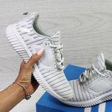 Кроссовки женские сетка Adidas Climacool W white