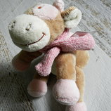 мягкие натуральные плюшевые игрушки для новорожденных Noukie's Бельгия