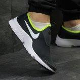 Мужские кроссовки низкие Nike Gray