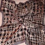 Элегантный платок, отл.сост, 88 см х 87 см
