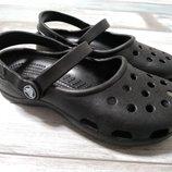 Crocs крокс сандалии р.6, наш 36