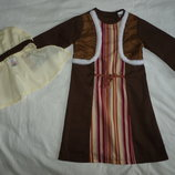 костюм пастуха на 2-3 года