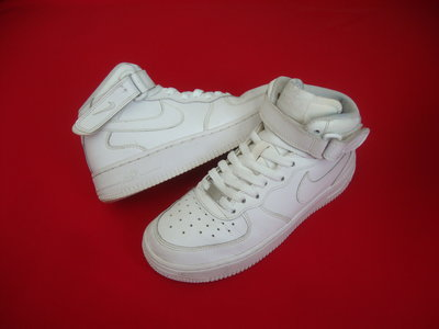33bd1876 Кроссовки Nike Air Force 1 оригинал натур кожа 36-37 размер: 1363 ...