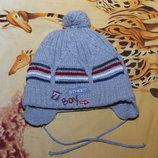 Зимняя шапка ог 50-52