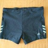 Продам в новом состоянии,фирменные Adidas,плавки 12-16 лет.