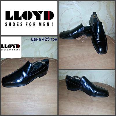 8707a34a4 Мужские классические туфли Lloyd, Германия, оригинал, 29,5 -30 см ...