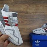 Кроссовки сетка Adidas EQT Cushion ADV white