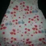 Отличная блуза George 8-9л,
