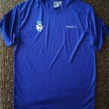 Синяя мужская футболка Сraft