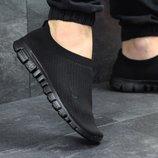 Кроссовки мужские низкие Nike black