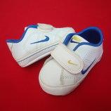 Пинетки Nike оригинал 17 разм 9/5cm