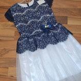 элегантное нарядное платье
