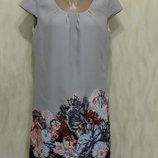 Платье прямого кроя H&M, р.12