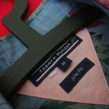 Рубашка шведка Tommy Hilfiger оригинал размер M