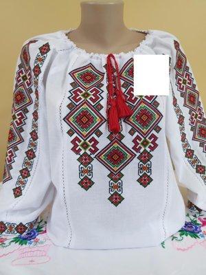 Гарна жіноча Сорочка вишиванка БАРВИСТА 42-56 рр  980 грн - рубашки ... 88129d61f80c1
