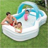 Семейный надувной бассейн Intex 310х188х130 см 57198