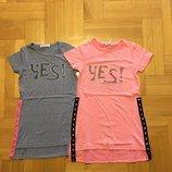 Туника - платья для девочек 98-128