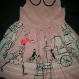 Красивое платье Некст 3г,