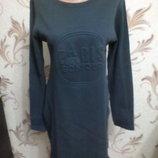 Платье-3Д тиснение уценка