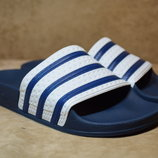 Шлепанцы сланцы Adidas Originals Slippers Adilette. Италия. Оригинал. 37 р./23 см.
