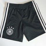 Adidas спортивные шорты на мальчика 7-8 лет,128 см,оригинал