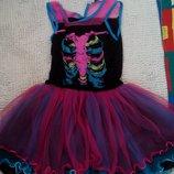 Карнавальное платье 11-12 лет
