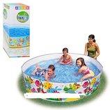 Каркасный бассейн Intex 56452