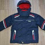 Куртка зимняя Brugi,р. 4-5лет,104-110см