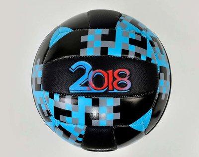 Мяч волейбольный 2018 , 270 грамм, материал PU