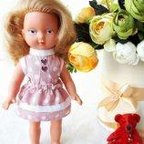 Кукла куколка Гдр 21см