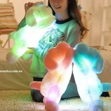 Новинка Собачки со светом,плюшевые игрушки,ночник,мягкие игрушки