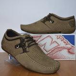 Туфли летние Белвас.мужские кожаные туфли.