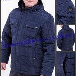 48, 58 Стеганная мужская куртка. Куртка мужская, деми, осень. весна, курточка демисезонная