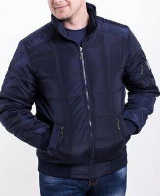 48-70. Чоловіча куртка демі. весна-осінь. Демисезонная куртка мужская бомбер. большого размера