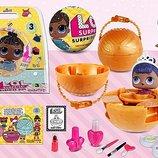 Кукла Лол 3 серия - Большая куколка 15см