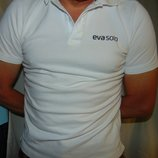 Фирменная стильная футболка тениска поло бренд Berkeley.л -м.