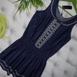 Мега-Крутое джинсовое платье, новое