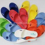 36-40 Сланцы женские пляжные резиновые тапочки Кредо пенка шлёпанцы шлепки вьетнамки