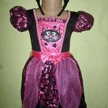 платье кошки на 3-4 года