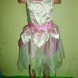 платье феи на 7-8 лет