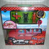 Игровой набор дом - автобус Леди Баг Ladybug