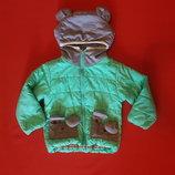 Демисезонная детская курточка 3-4
